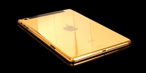 Nhung chiec iPad Air 2 duoc ma vang rat an tuong