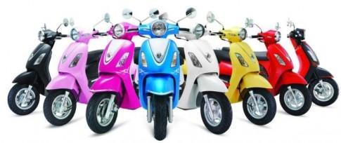 Những chiếc xe máy bị người tiêu dùng Việt Nam chê bai nhiều nhất