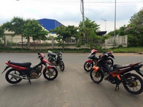 Những con ma tốc độ chất trên đường phố