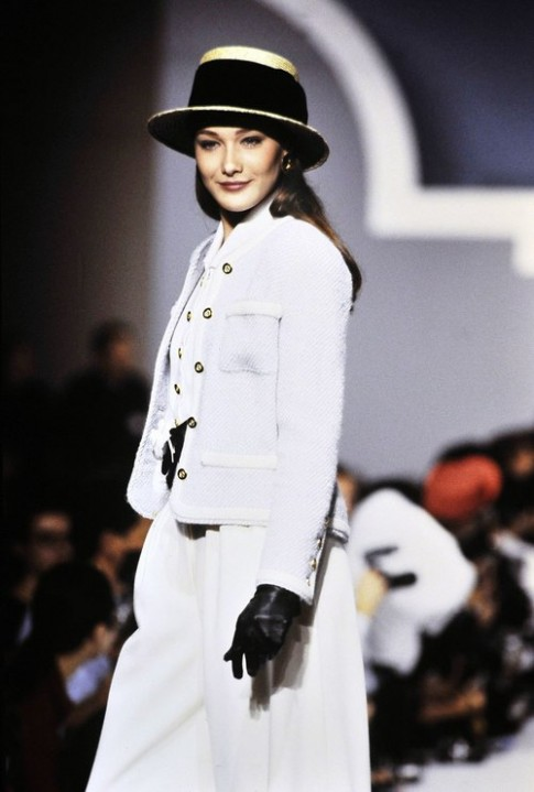 Những khoảnh khắc thời trang của cựu Đệ nhất phu nhân Pháp