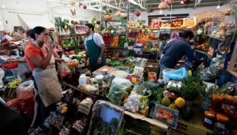 Những khu chợ tuyệt nhất Cape Town