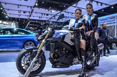 Những mẫu mô tô PKL hot nhất tại Bangkok Motor Show 2015