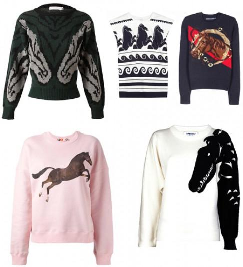 Những món đồ thời trang dành cho năm ngựa