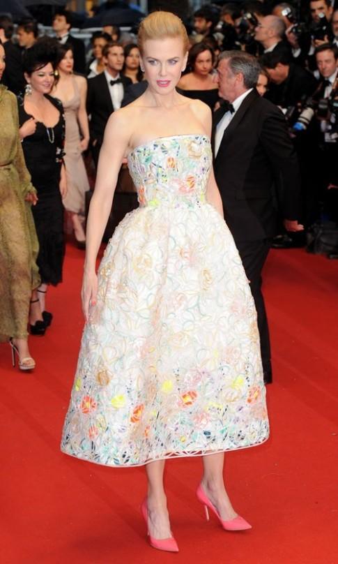 Nhung my nhan thoi trang nhat Cannes 2013