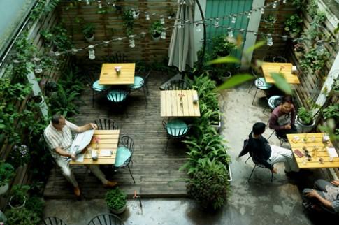 Nhung quan uong dam chat tho trong long Ha Noi