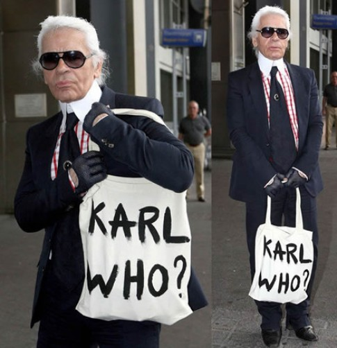 Nhung quyet dinh co tam anh huong cua Karl Lagerfeld