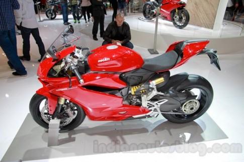 Nhung sieu pham moi cua Ducati vua duoc ra mat tai EICMA 2014