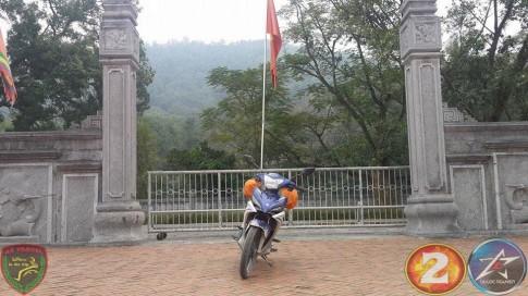 Những trải nghiệm của thành viên CLB Exciter Travel trong hành trình xuyên Việt.