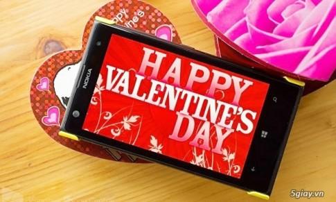 Nhung ung dung chi nen dung vao ngay Valentine
