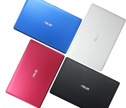 Nhung uu diem noi bat cua laptop Asus X series