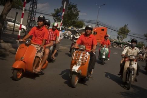 Nhung y tuong hut du khach nuoc ngoai o Viet Nam