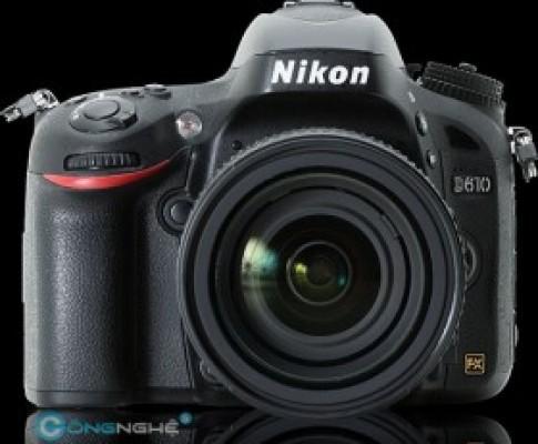 Nikon D610 moi the cho D600