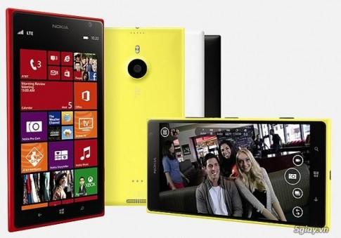 """Nokia cap nhat ung dung """"chup truoc, lay net sau"""" cho toan bo may Lumia"""