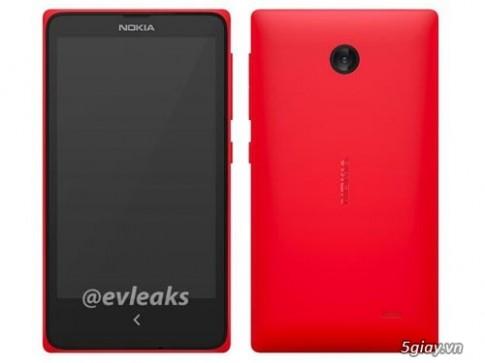 Nokia cho ra san pham chay Android