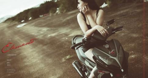 Nouvo Lamborghini VS Hotgirl