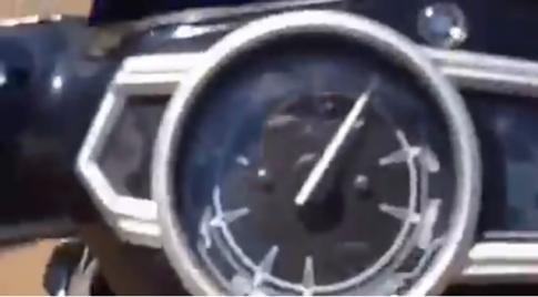 Nouvo SX 125 dat van toc 120 km/h, tin duoc khong ?