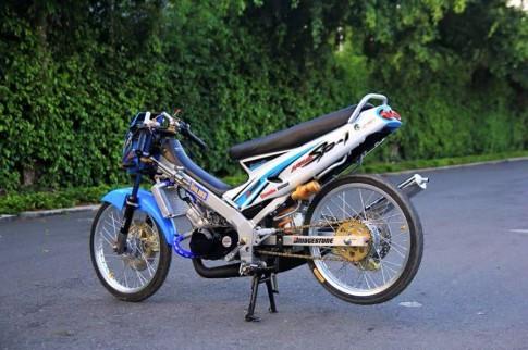 Nova SP1 độ drag phong cách siêu ngầu