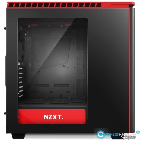 NZXT gioi thieu mau vo may H440