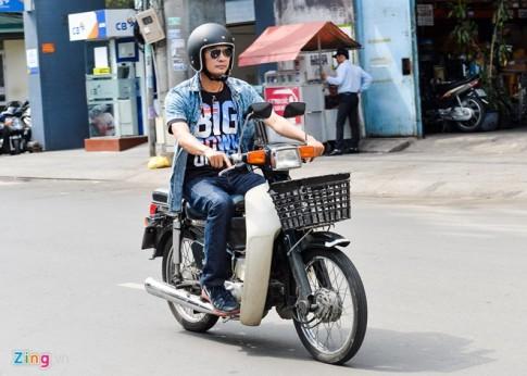 O nha danh hai Tiet Cuong co den 6 chiec xe may co du loai