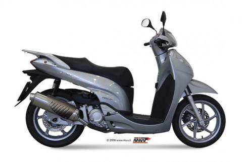 Ong xa do danh cho Honda SHi va PSi 125/150