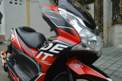 PCX do phien ban Ride It doc dao