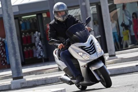 Peugeot Citystar AC Đối thủ nặng ký của Honda PCX