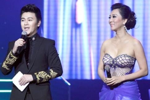 Phan Anh mac vest giong Lee Min Ho