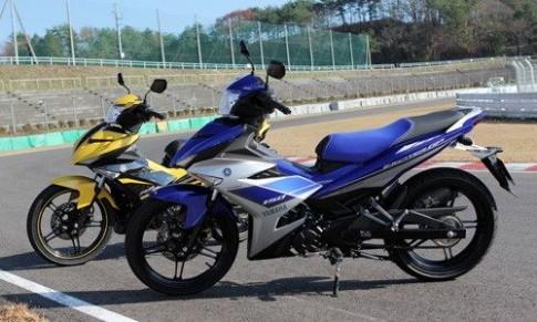 Phân vân khi chọn màu cho Yamaha Exciter 150
