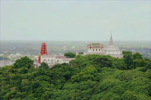 Phetchaburin, mảnh đất bình yên ở Thái Lan
