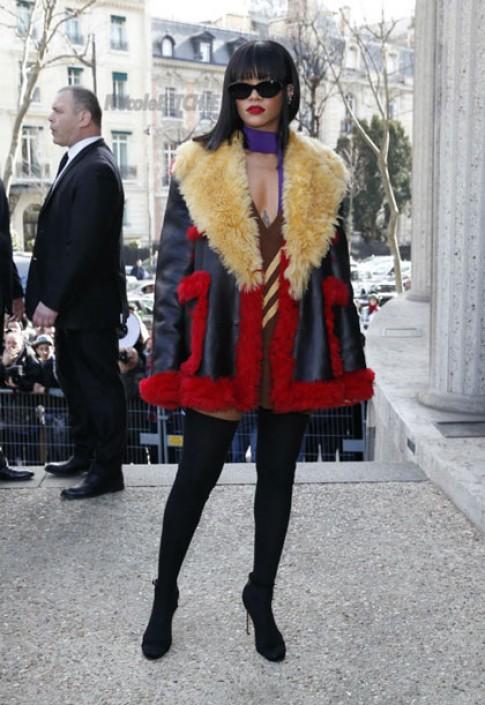 Phong cách cá tính của Rihanna