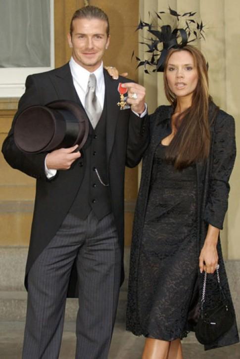 Phong cách đồng điệu của vợ chồng Vic-Beck qua thời gian (2)