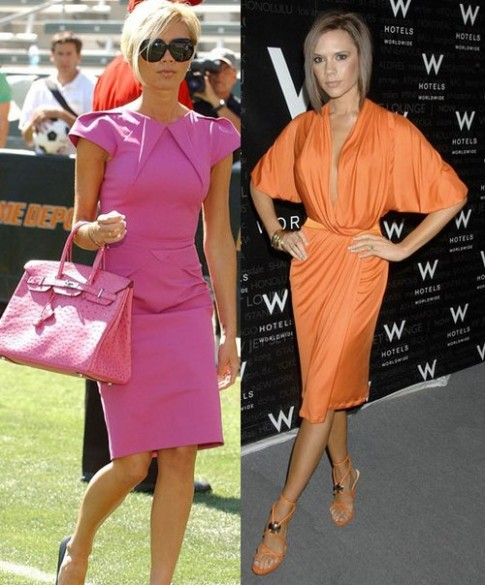 Phong cách sang trọng của Victoria Beckham
