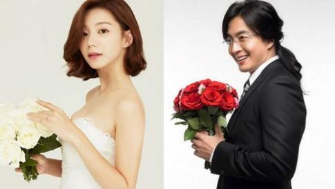 Phong cach trang diem trong suot cua vo Bae Yong Joon