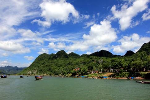 Phong Nha - Ke Bang duoc de cu di san the gioi lan hai