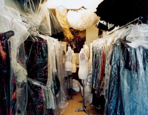 Phòng thử đồ Couture - 'thánh địa thời trang' với giới thượng lưu
