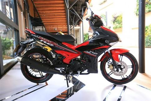 [Photo Clip] Cận cảnh Yamaha Exciter 150 mới tại Việt Nam