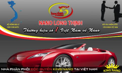Phủ Nano xe Máy, Cung Cấp King Nano Toàn Quốc