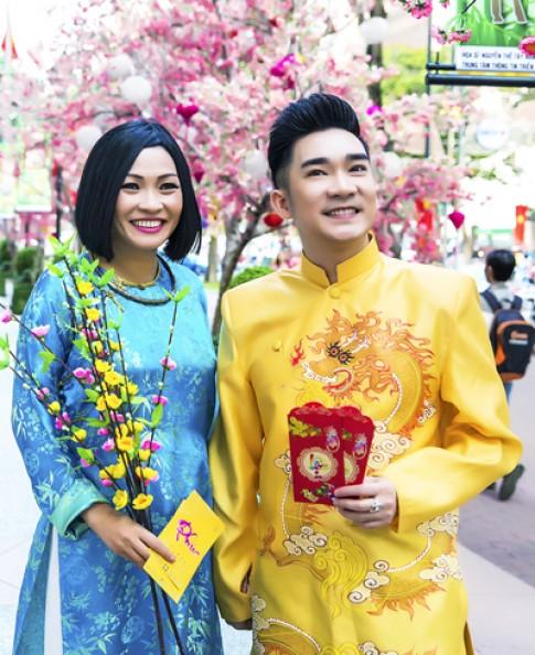 Phuong Thanh, Quang Ha dao pho Tet