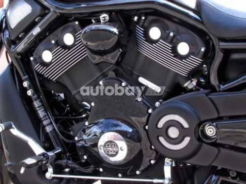 Qúa trình lắp ráp cục máy Harley Davidson 1250cc.