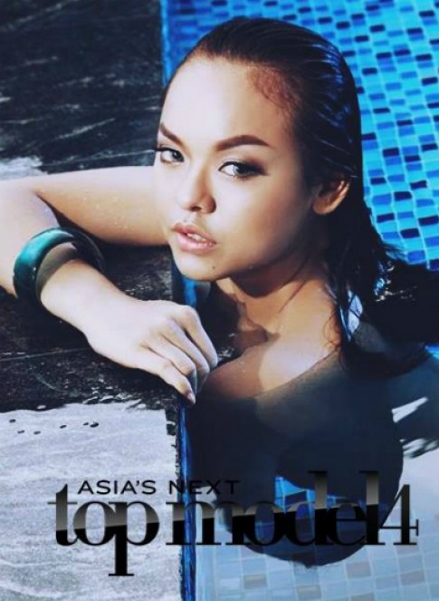 Quynh Mai thi Asia's Next Top Model 2015