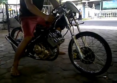 Raider 250cc qua manh cho nuoc ben canh Viet Nam