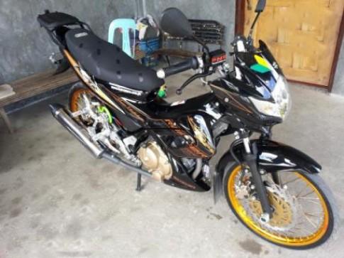 Raider R150 phiên bản độ chất đến từ Thái Lan