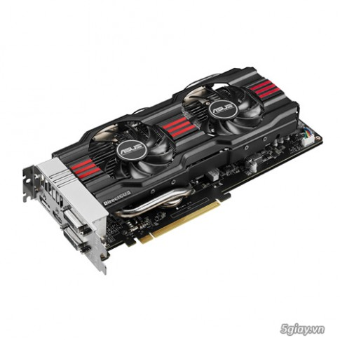 [Review] ASUS GeForce GTX 770 DC2 OC