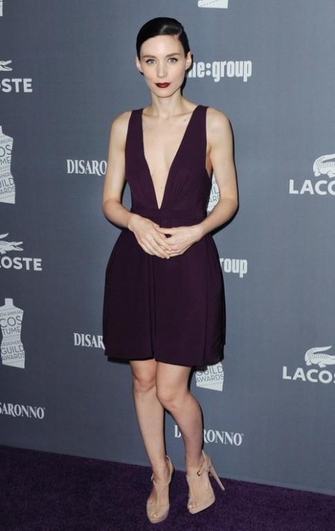 Rooney Mara - co gai mac dep