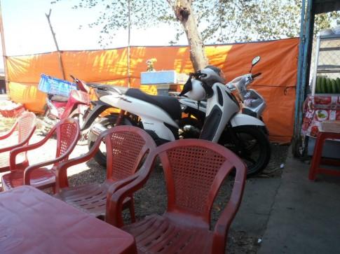 Sai Gon - Phan thiet - Nha Trang - Quy nhon - Dac Lac - BMT - Da lat don xuan cung SH 150i