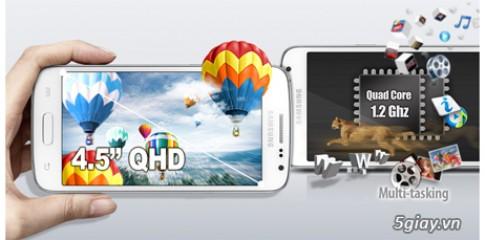 Samsung am tham phat hanh Galaxy S3 Slim