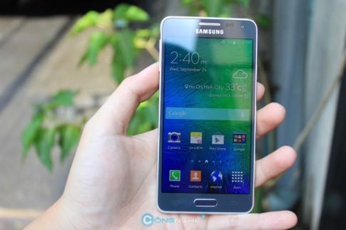 Samsung Galaxy Alpha: thiet ke bat dau cho the he thien ha moi