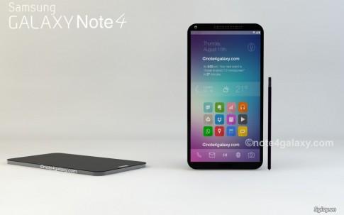 Samsung khẳng định Galaxy Note mới (Note 4) sẽ được công bố ngày 3/9
