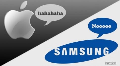Samsung lai thua kien Apple, mat luon bang sang che