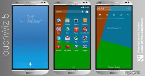 Samsung xac nhan Galaxy S5 se ra mat tai MWC 2014